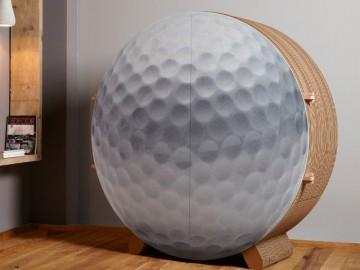 Golf Storage Cabinet by Kubedesign