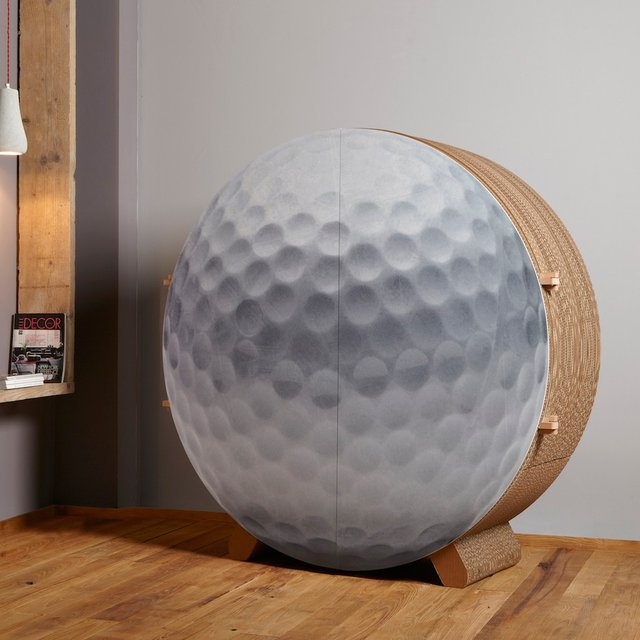 Golf Storage Cabinet by Kubedesign