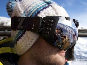 HD Video Camera Goggles