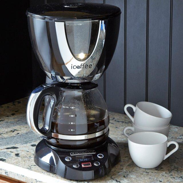 iCoffee Steam Brew Coffee Maker