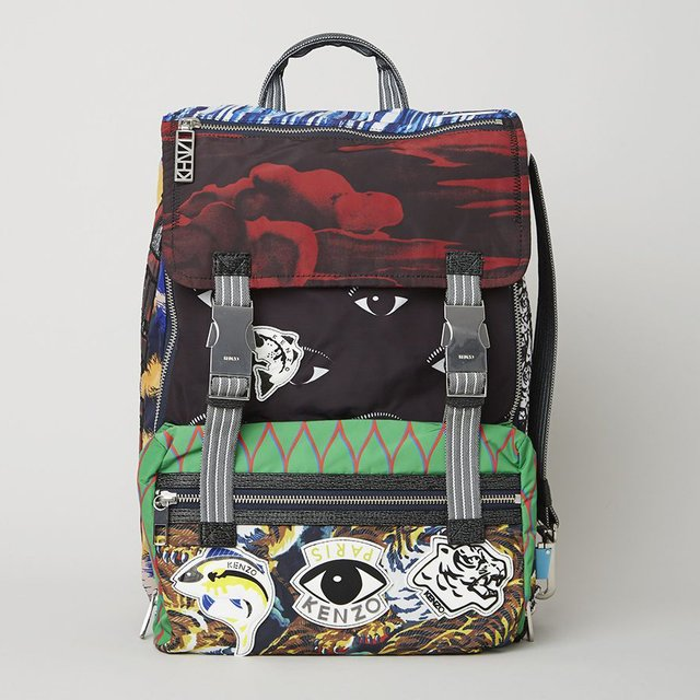 Icons Backpack by Kenzo