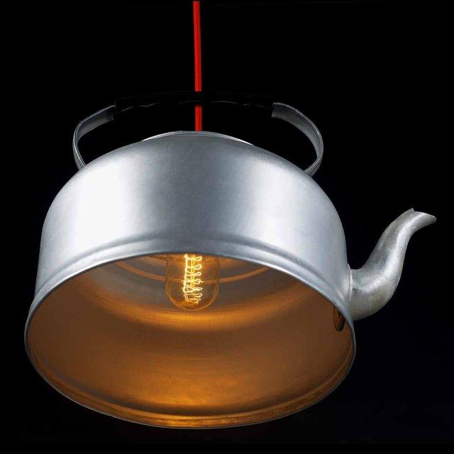 Rock Lamp by Smart & Green
