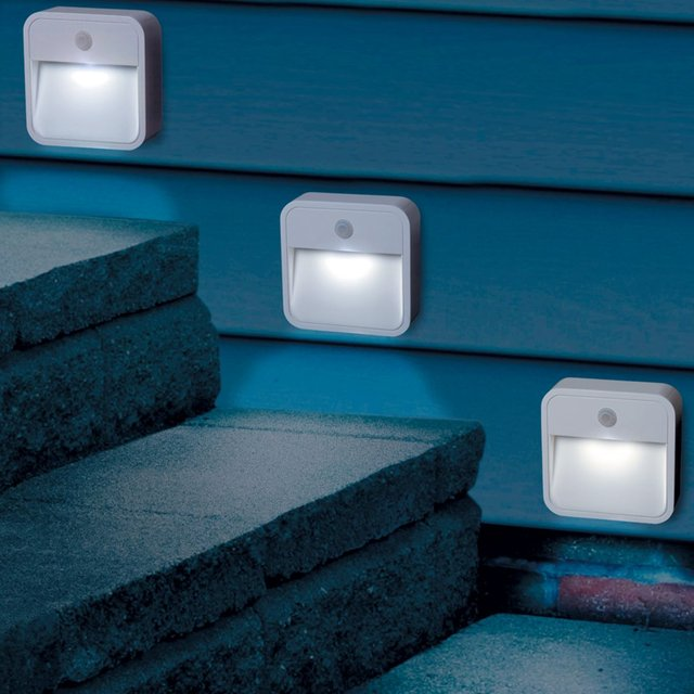 Motion Sensor Outdoor Lights