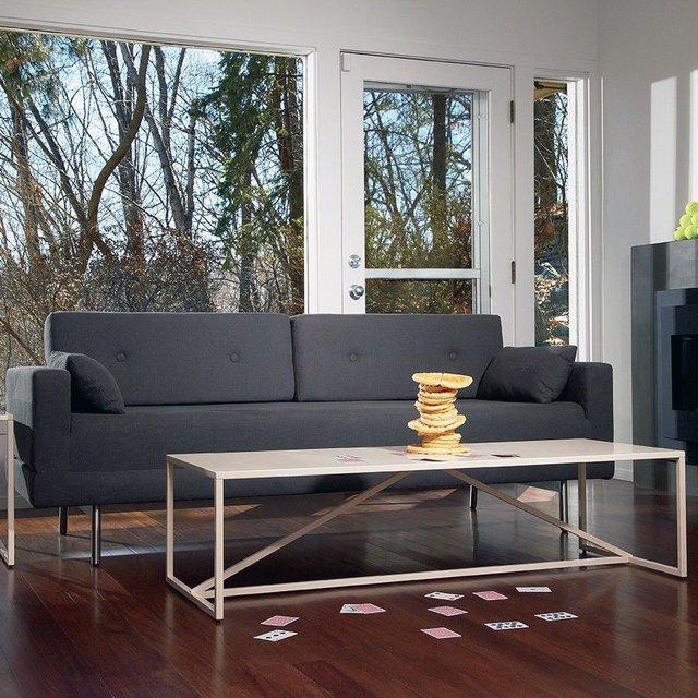One Night Stand Sleeper Sofa by Blu Dot