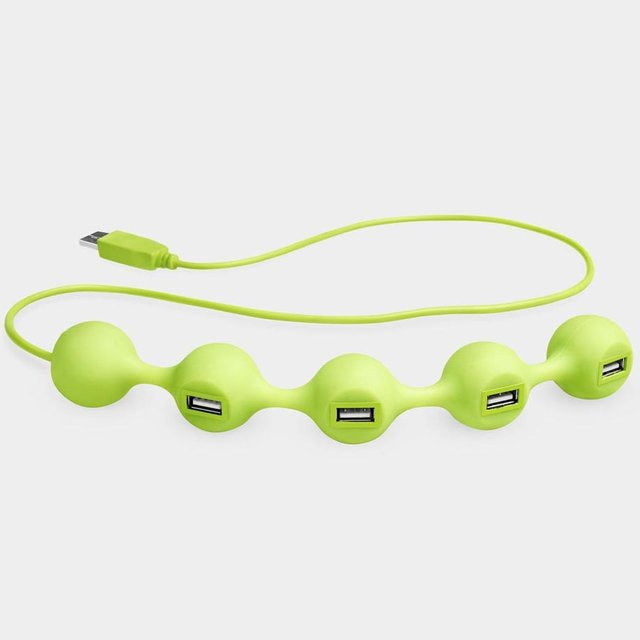 Peas USB Hub by LEXON