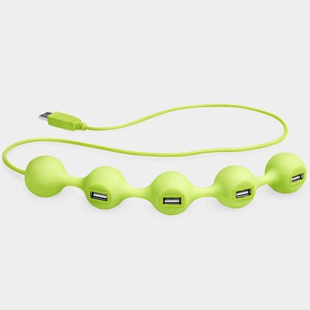Peas USB Hub by LEXON