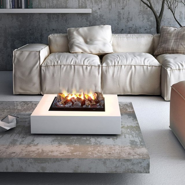 Rigoletto Electric Water Fireplace
