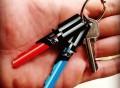 Saber Shaped Key Set