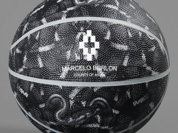 Snake Basketball by Marcelo Burlon