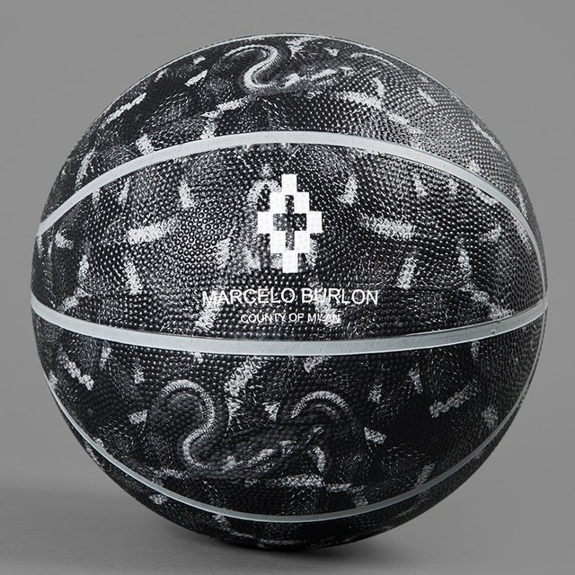Snake Basketball by Marcelo Burlon