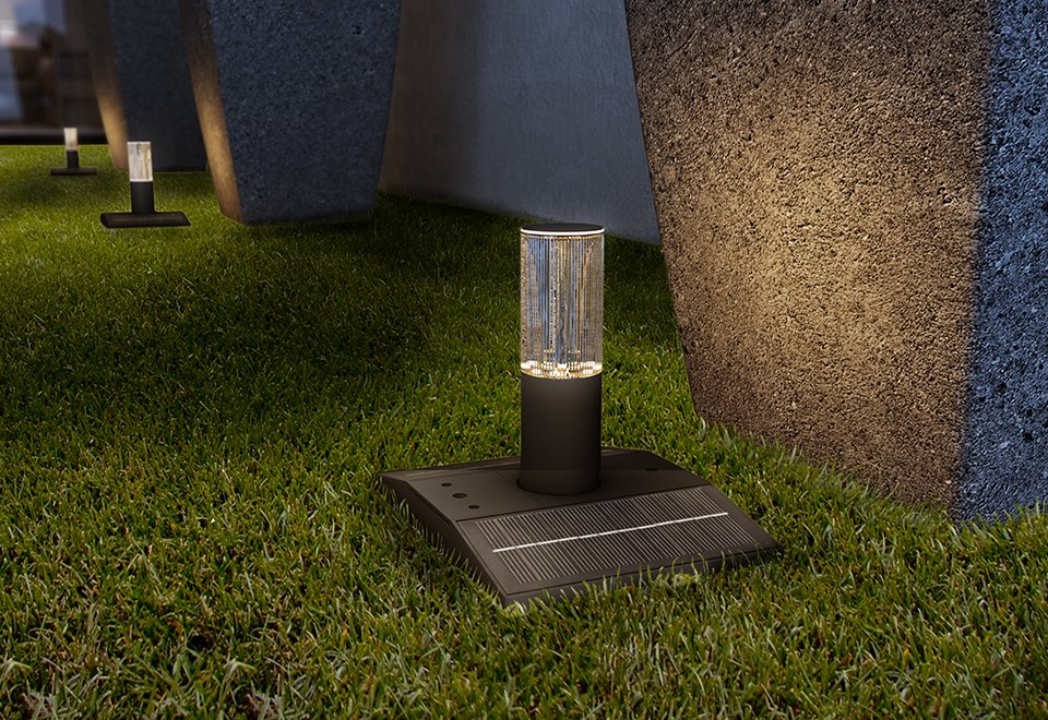Solar Pop Up Lights 187 Petagadget