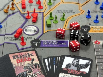 The Walking Dead Risk: Survival Edition