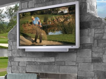 Weather-Resistant Outdoor HDTV