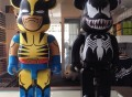 Wolverine & Venom Be@rbricks by Medicom