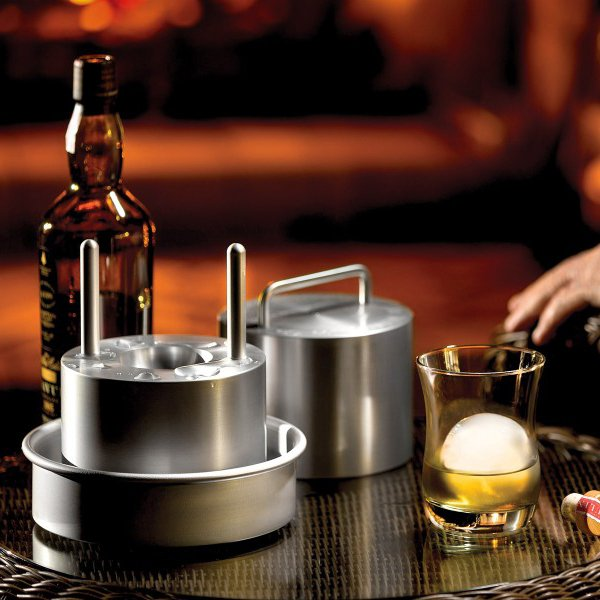 Spherical Ice Ball Maker