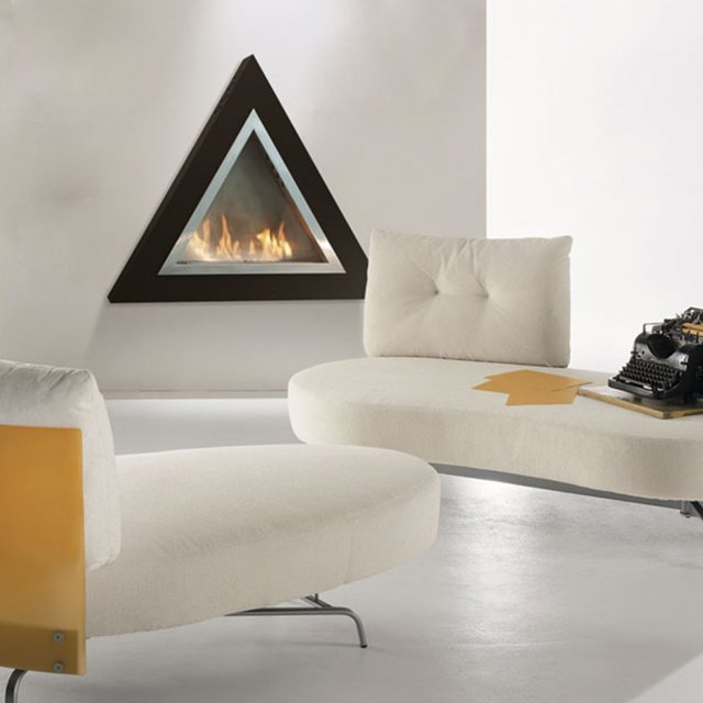 Arrow Fireplace