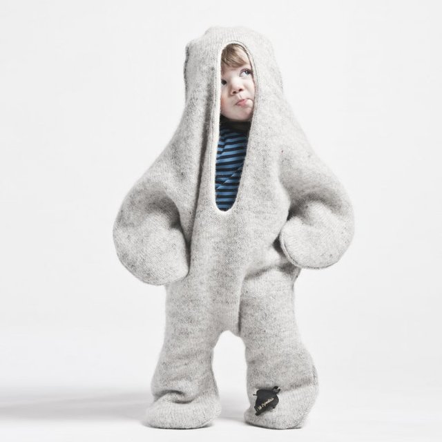 Baby Seal Full Body Suit