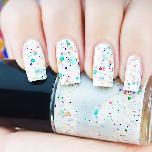 Confetti Nail Polish Set by Rainbow Honey