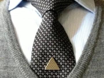 Conversation Starter Magnetic Tie