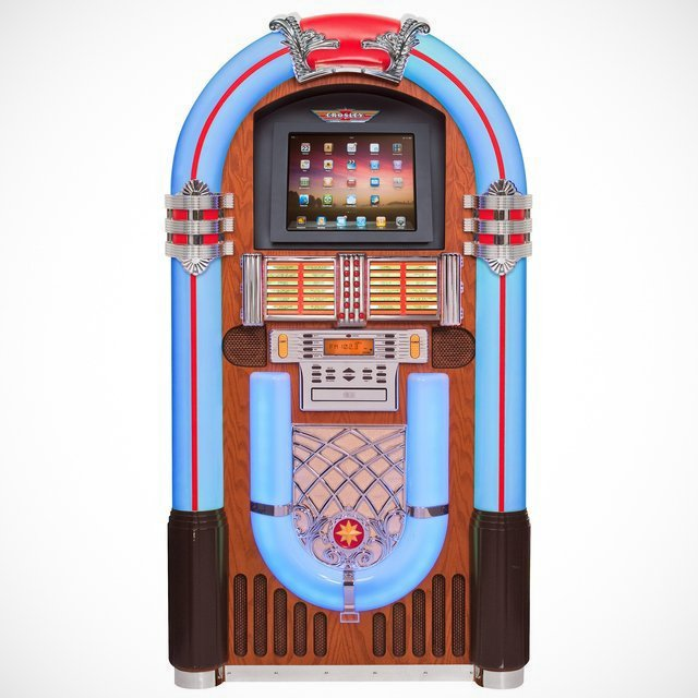 Crosley iJuke Full Sized Jukebox