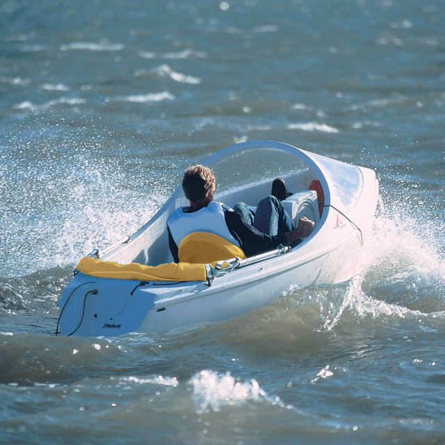 English Channel Pedal Boat