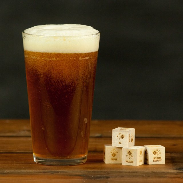 Foodie Dice Seasonal Beer Dice