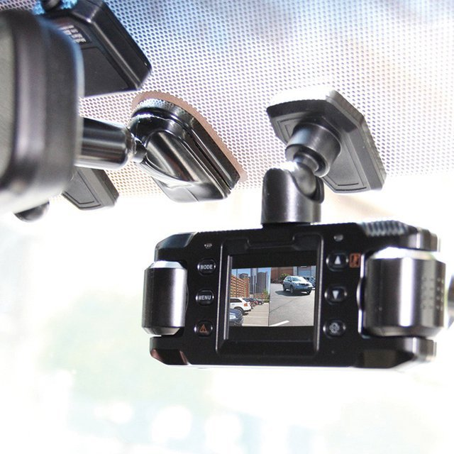 Front & Rear Recording Dash Cam