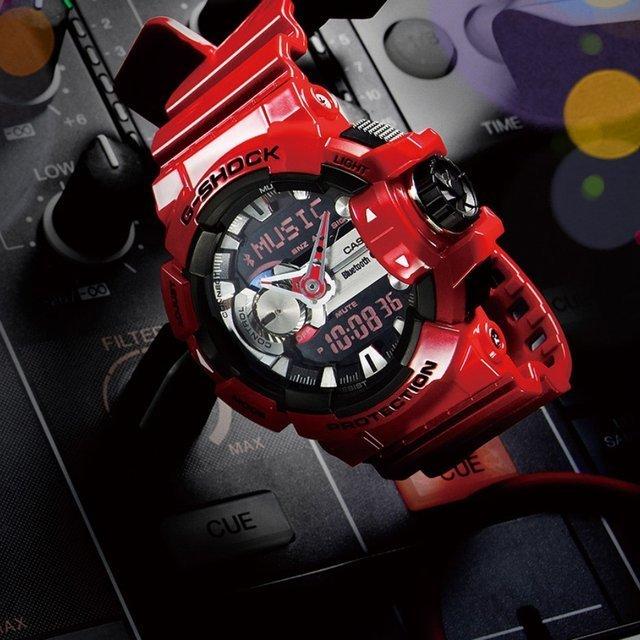 G-Shock G'Mix Bluetooth Music