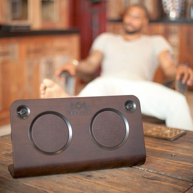 Get Up Stand Up Bluetooth Audio System by House of Marley