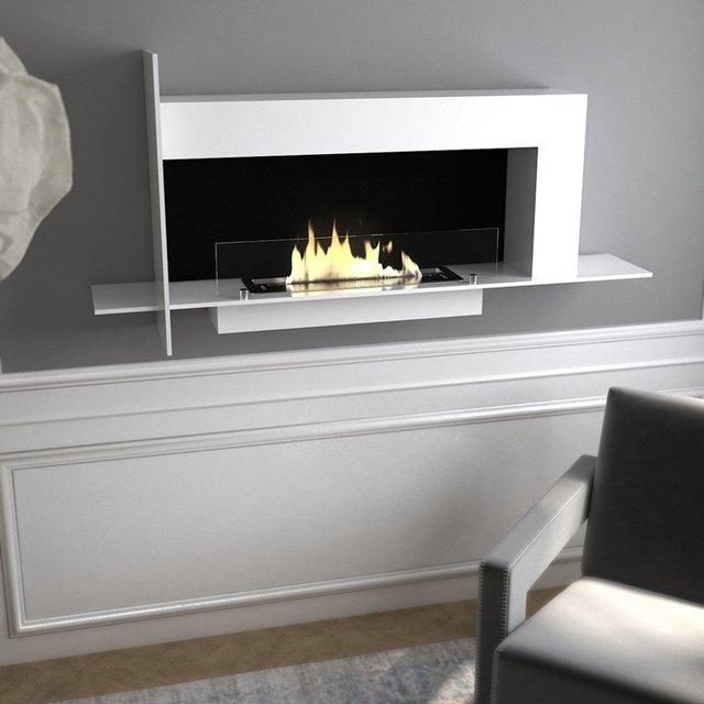 Graffiti Bio-Fireplace