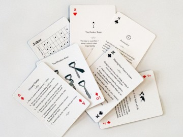 Graphic Design Card Decks by Frausto & Co.