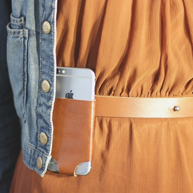iPhone 6 Holster by Oopsmark