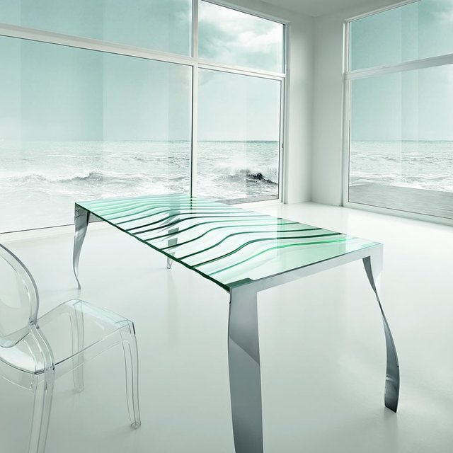 Luz de Luna Table by Tonelli