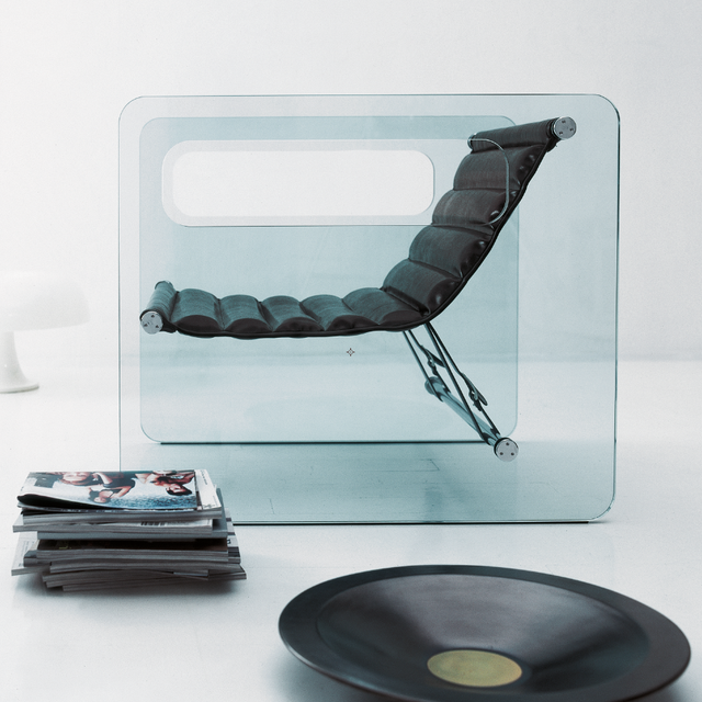 Naked Glass Armchair by Tonell