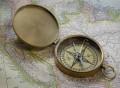 Portable Pocket Compass