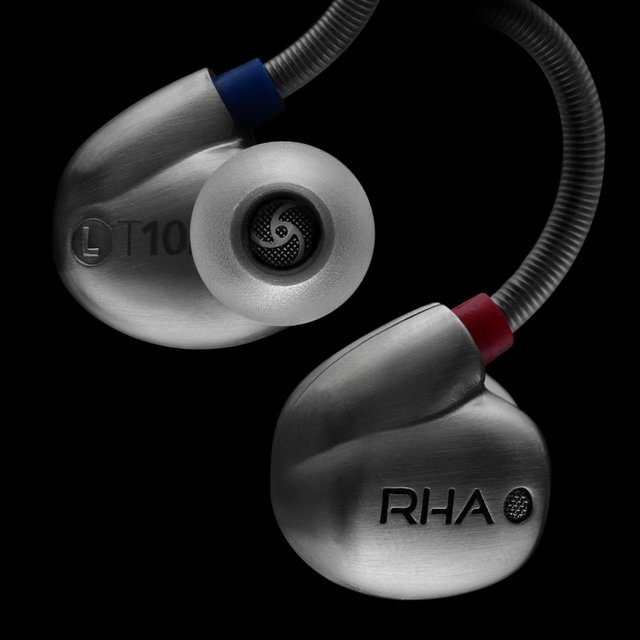RHA T10i High Fidelity Noise