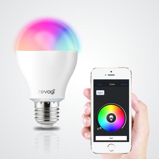 หลอดไฟเปลี่ยนสี