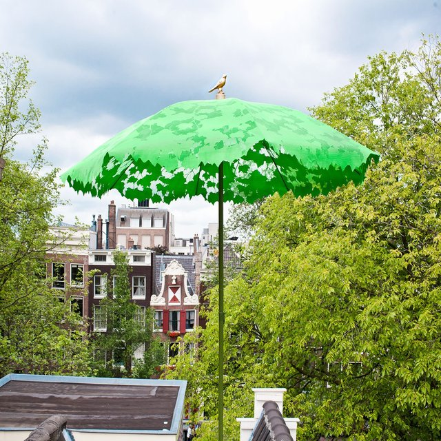 Shadylace Parasol by Chris Kabel