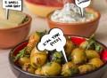 Snack Talk Food Markers