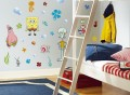 SpongeBob Squarepants Peel & Stick Wall Decals