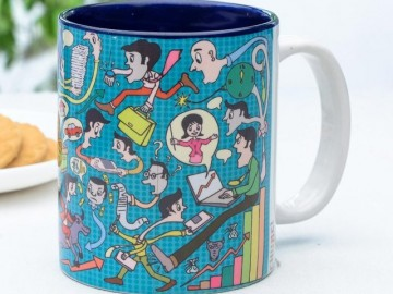 The Office Woffice Mug
