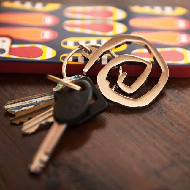 True Detective Carcosa Keychain