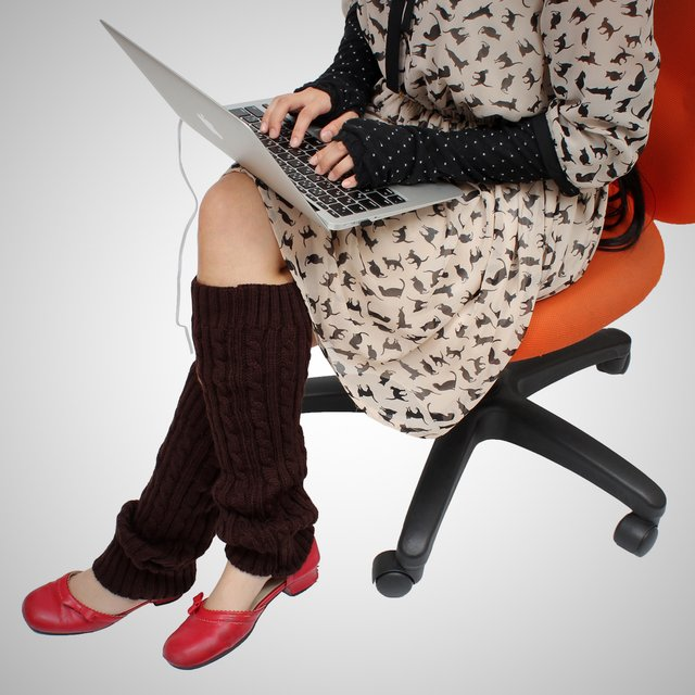 USB Leg Warmers Heated Leggings