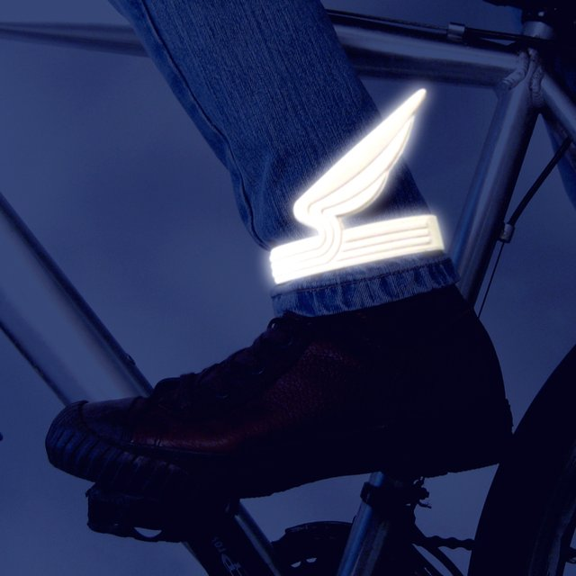 Windrider Reflective Bicycle Clip