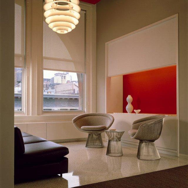 Platner Side Table by Knoll