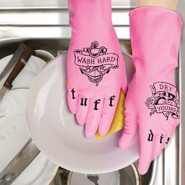 Tuff Dishwashing Gloves