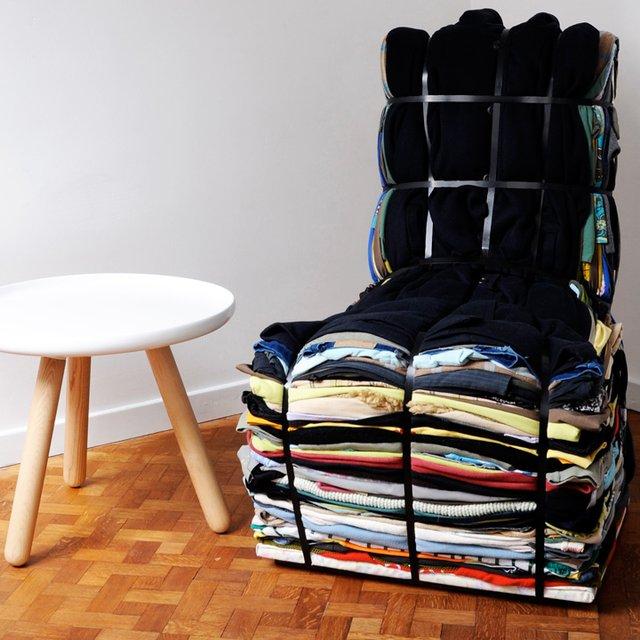 Droog Rag Chair by Tejo Remy