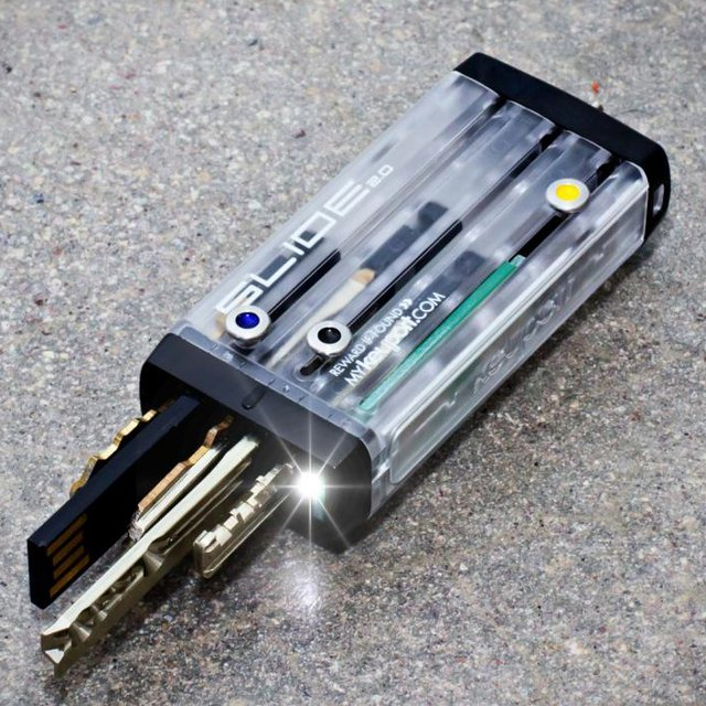 Keyport Slide Advanced 8 Bundle