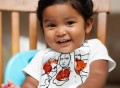 Little Spills Art Reusable Baby Bib