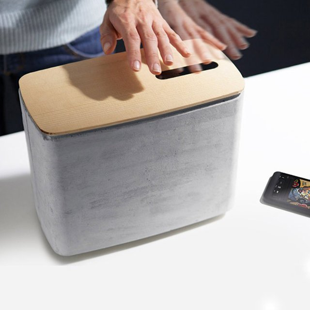 P.A.C.O Gesture Control Speaker by Digital Habit(s)